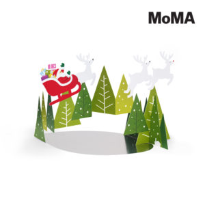 Moma Christmas Cards 2020 MoMA Greeting Cards   UWP Luxe
