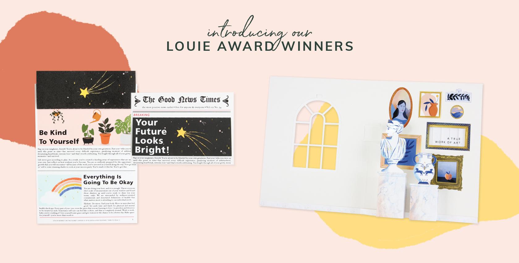 Louie-WINNERS